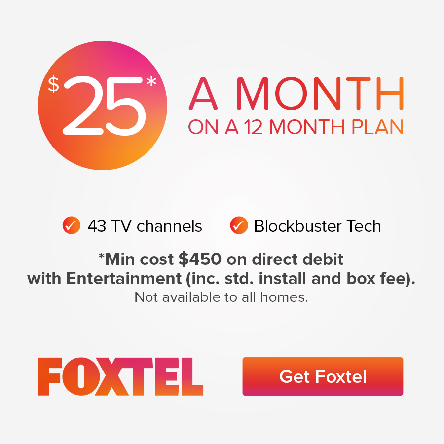 - Foxtel digital banner ads