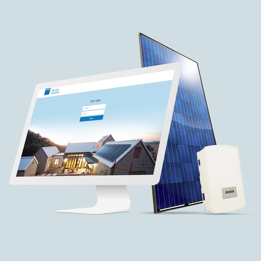 - AGL Solar Customer Portal