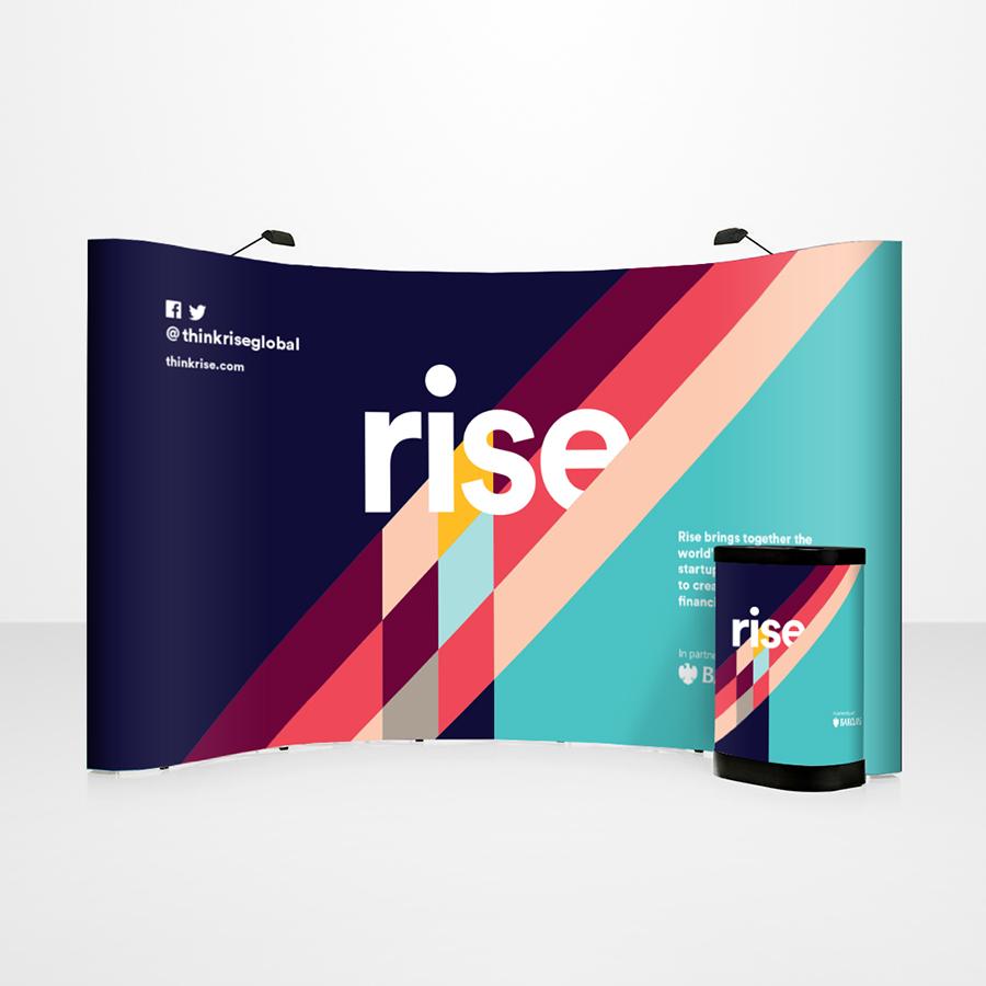 - Various print designs