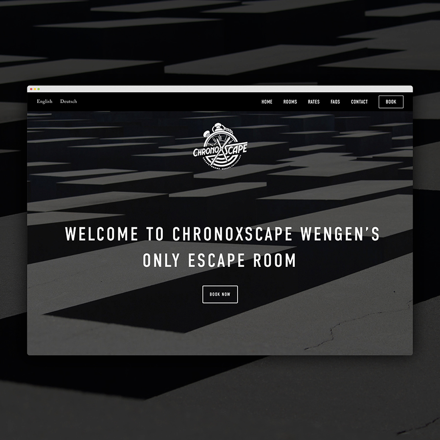- ChronoXscape website