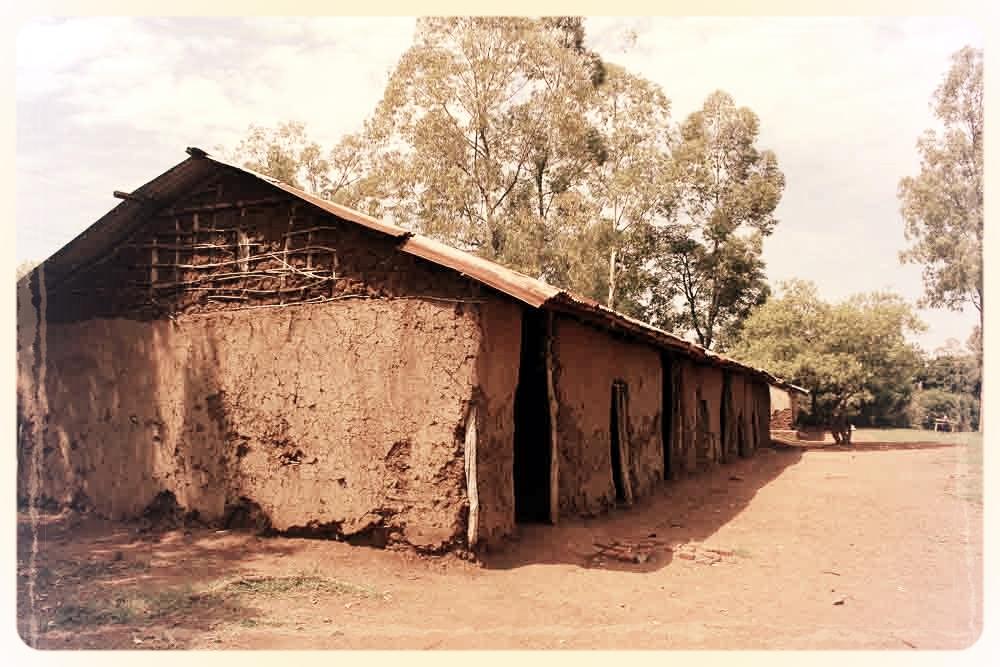 Magwar Primary School in Kenya.