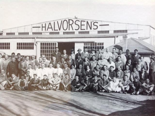 Lars Halvorsen Sons Pty Ltd Ryde 1954