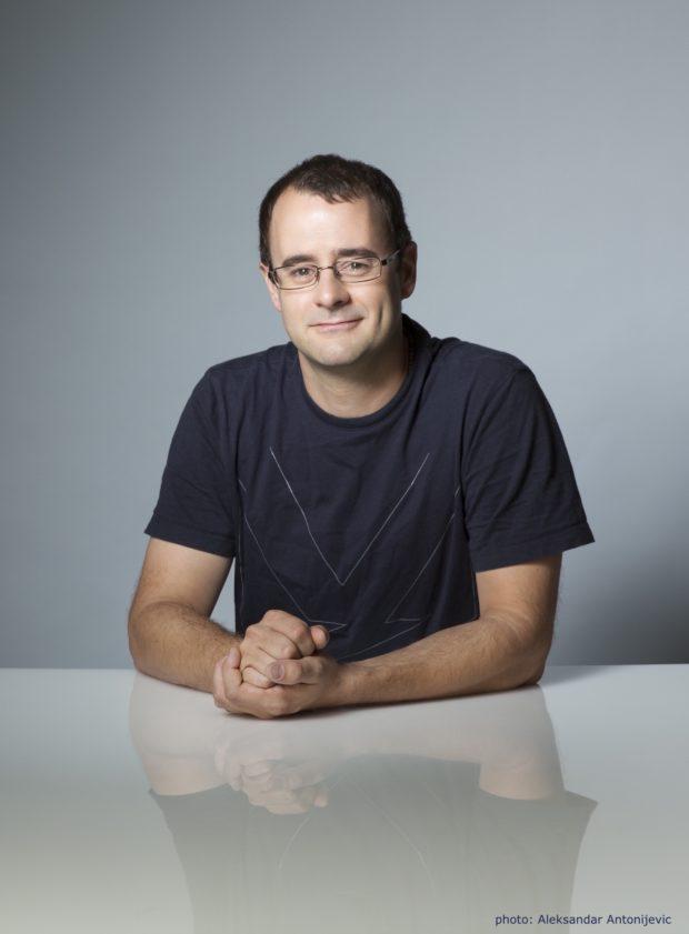 Lighting Designer Gabriel Cropley