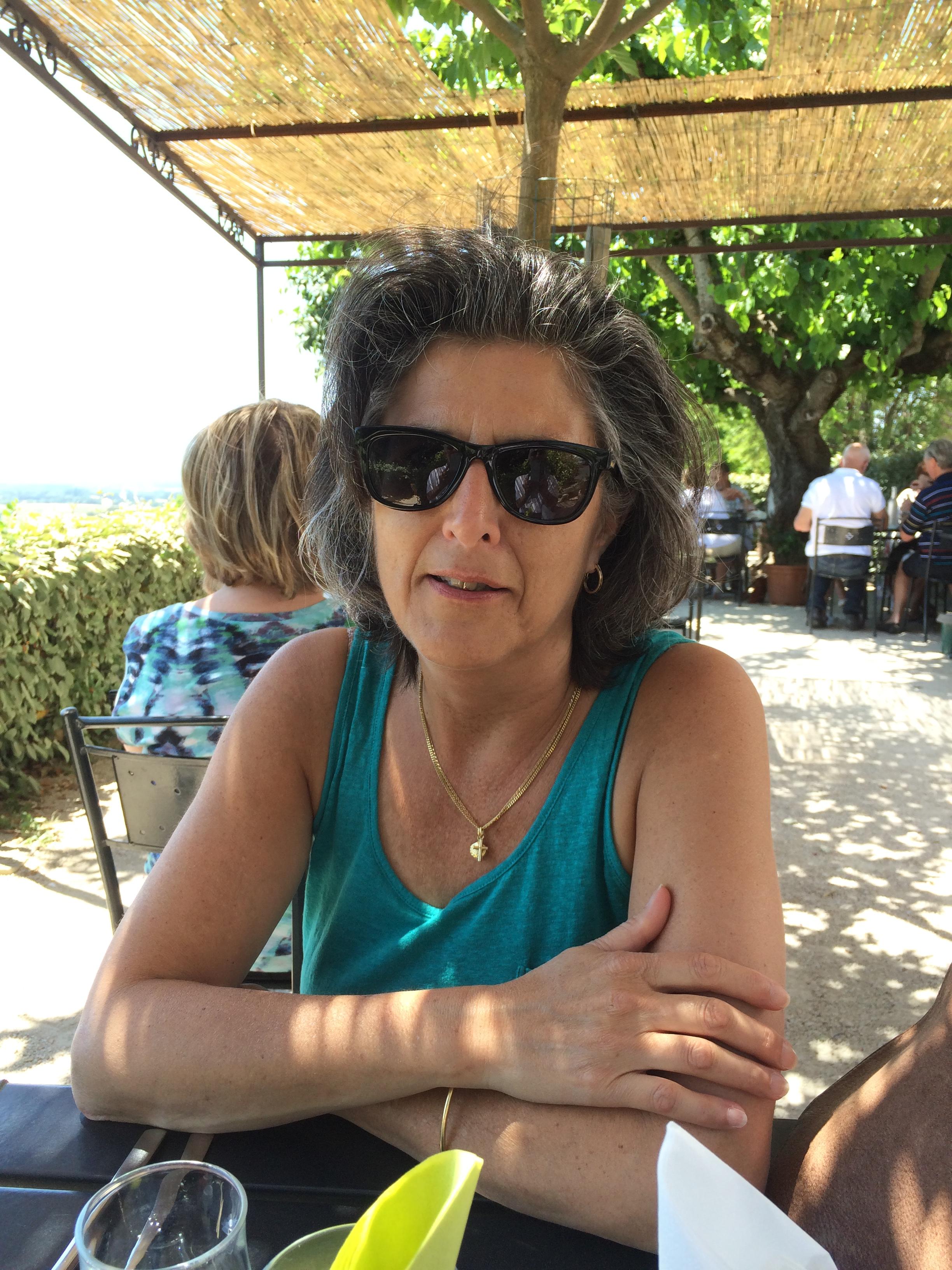 Project Manager Laurelle Favreau