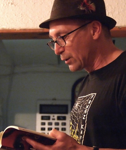 Librettist Armand Garnet Ruffo