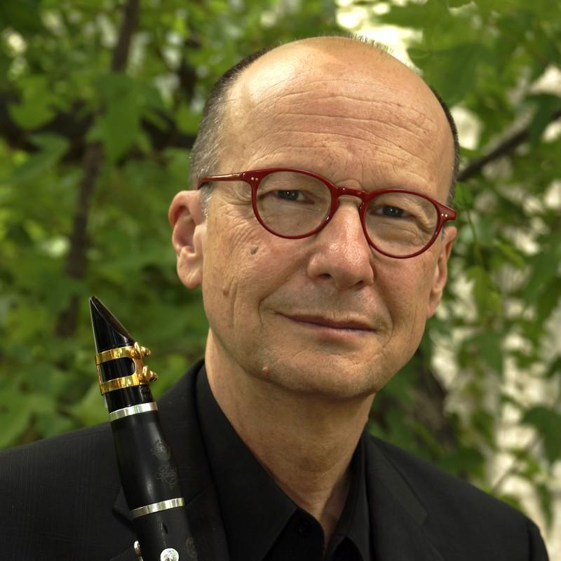 James Campbell, clarinet