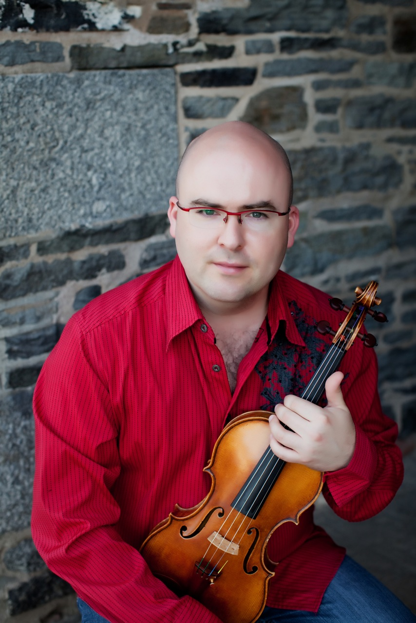 Mark Fewer, violin