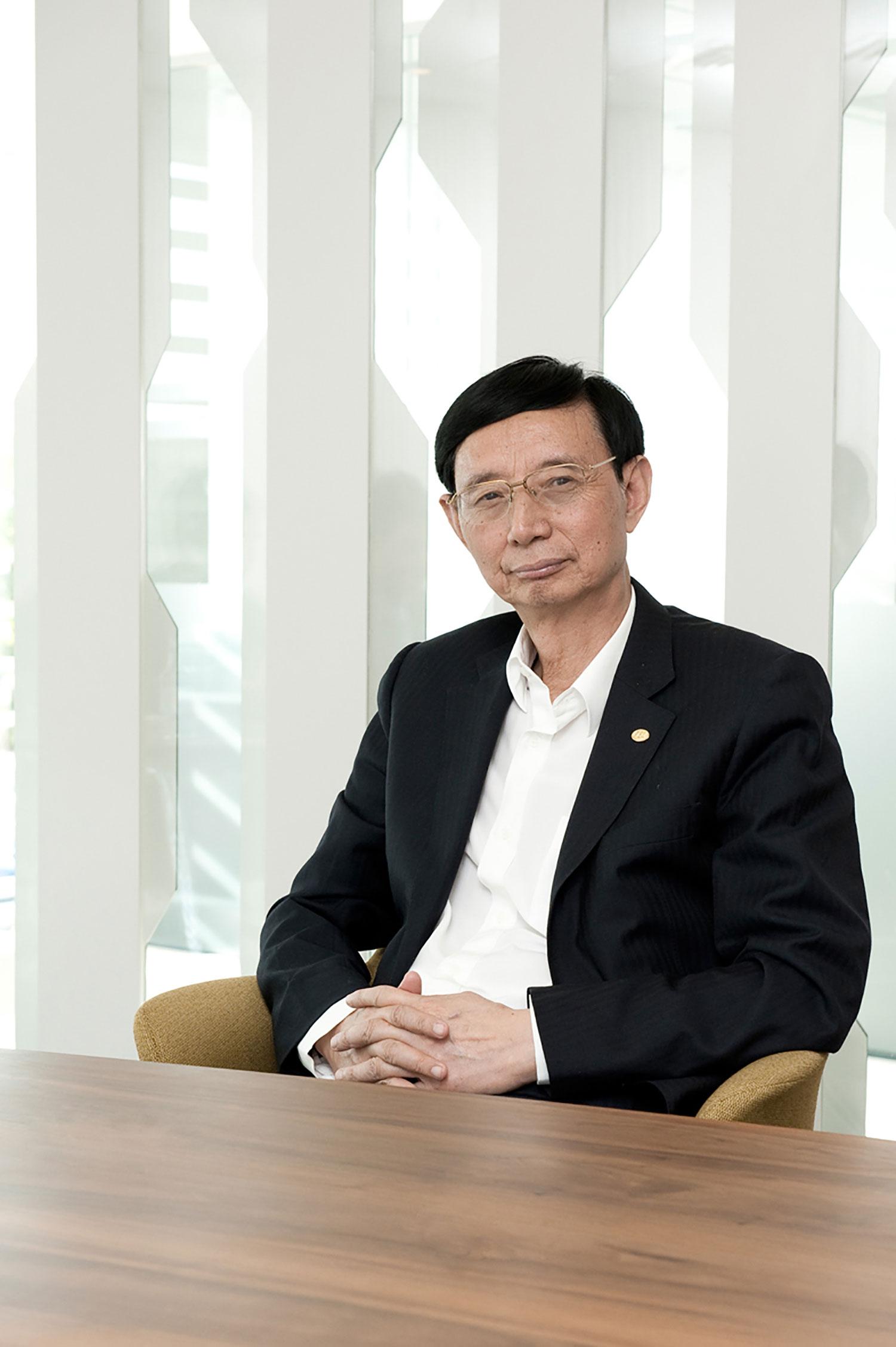 International Businessman Portrait