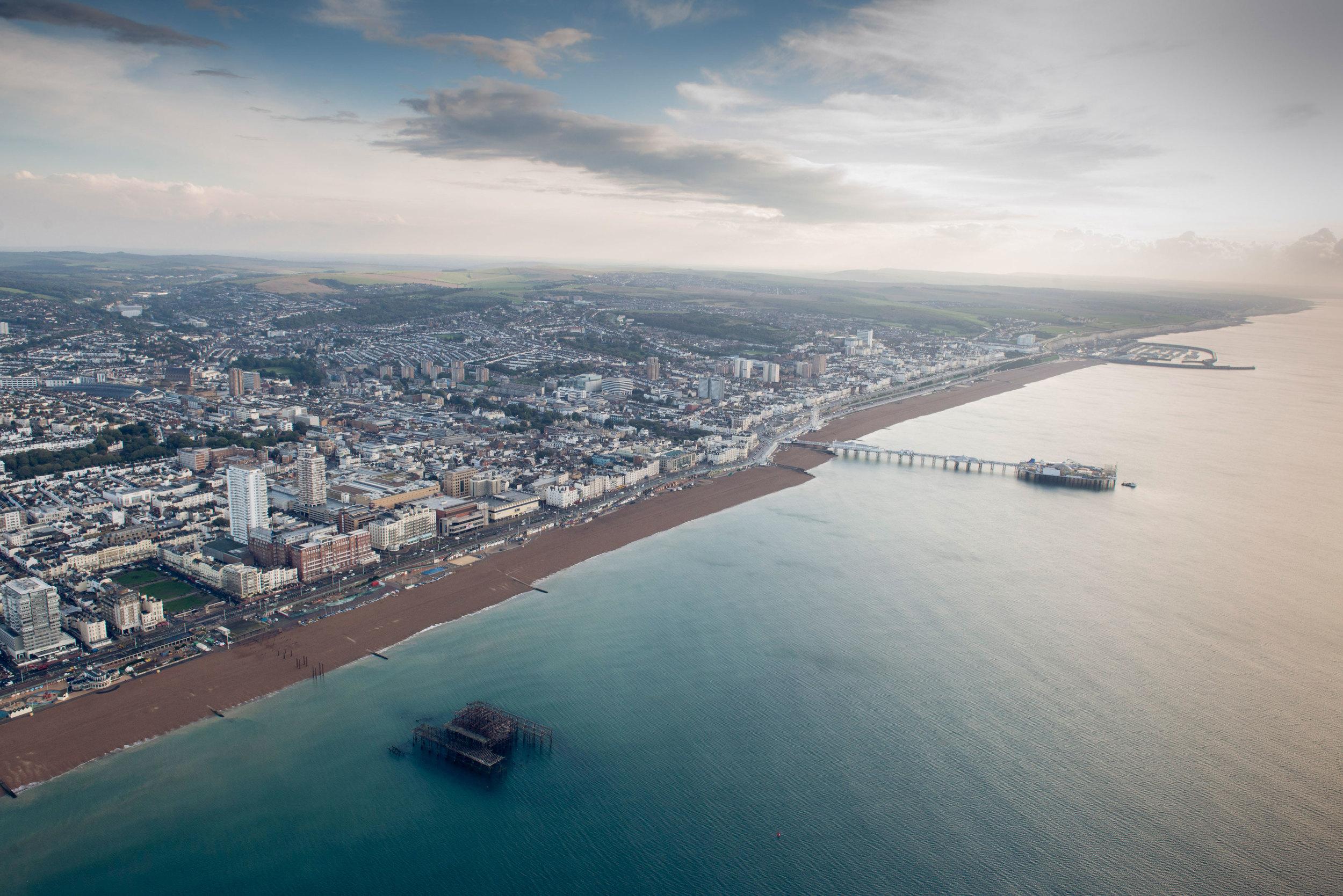 Brighton Aerial Photography