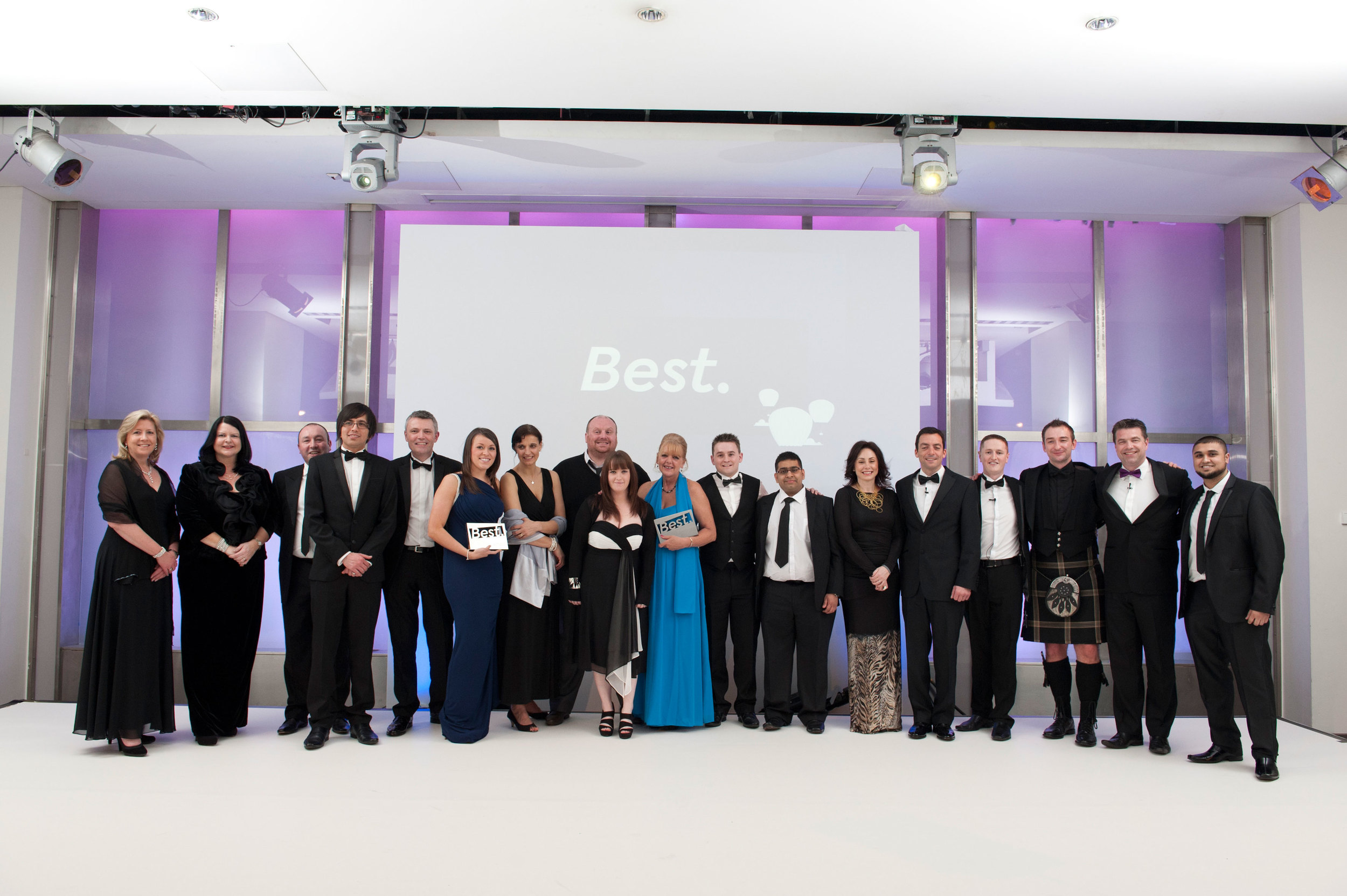London Business Awards Dinner Photography