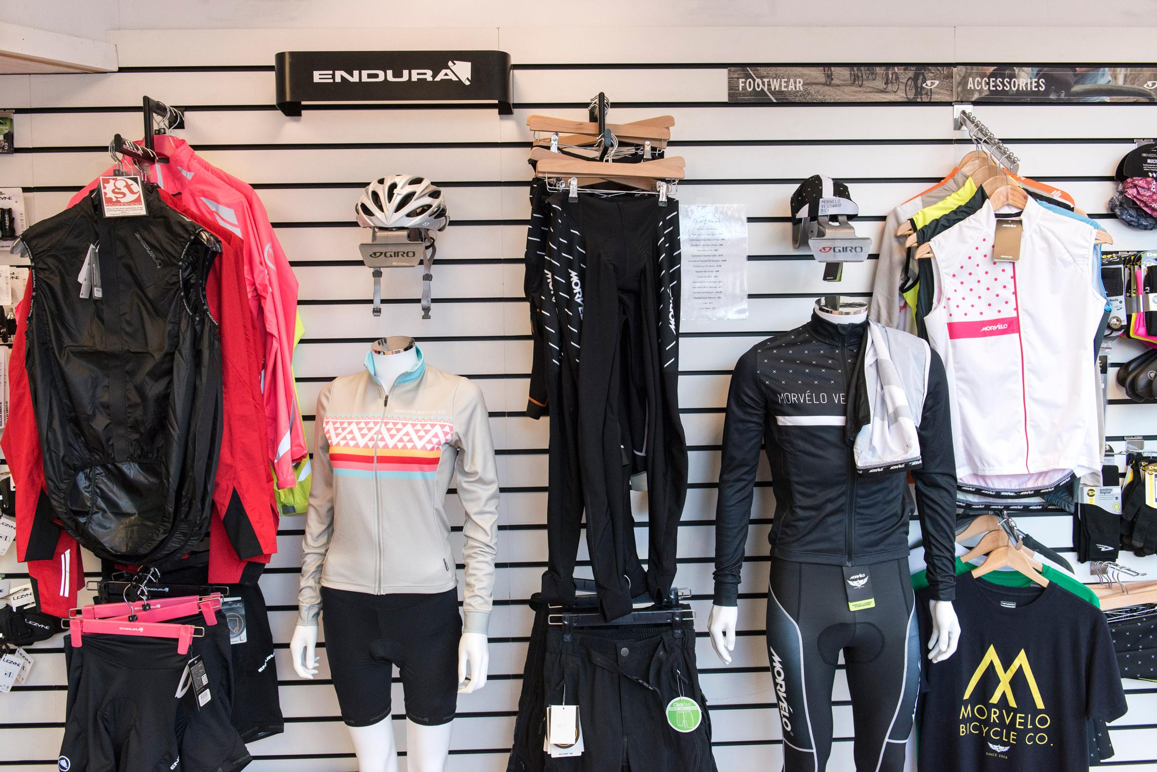Brighton Bike Shop Business Photography