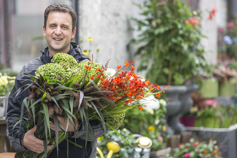 Jochen Weber * Inhaber: Blumen Fritz Bad Tölz