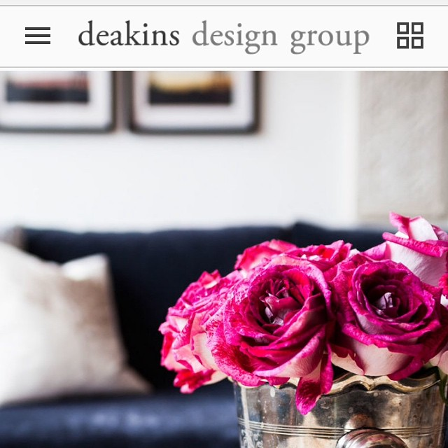 new year, new website, new work! #deakinsdesigngroup www.deakinsdesigngroup.com