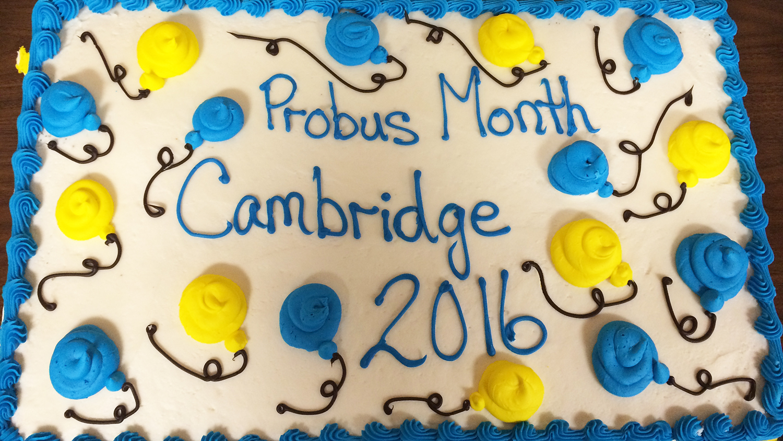 PROBUS Month Cake.JPG