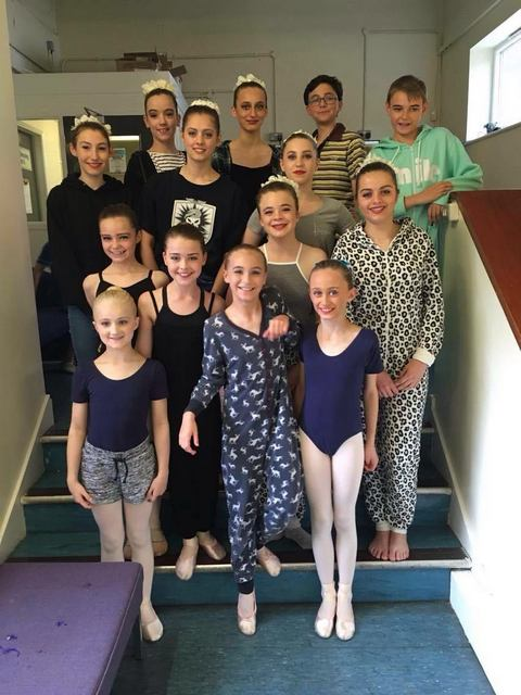 EYB's Saxtead Pupils who did so well in Sleeping Beauty. Thank you to Gaia, Gracie, Amy, Eliza, Joshua, Aiden,  Philippa, Lucy, Charlotte H, Charlotte W, Maddison, Alice and Rose.