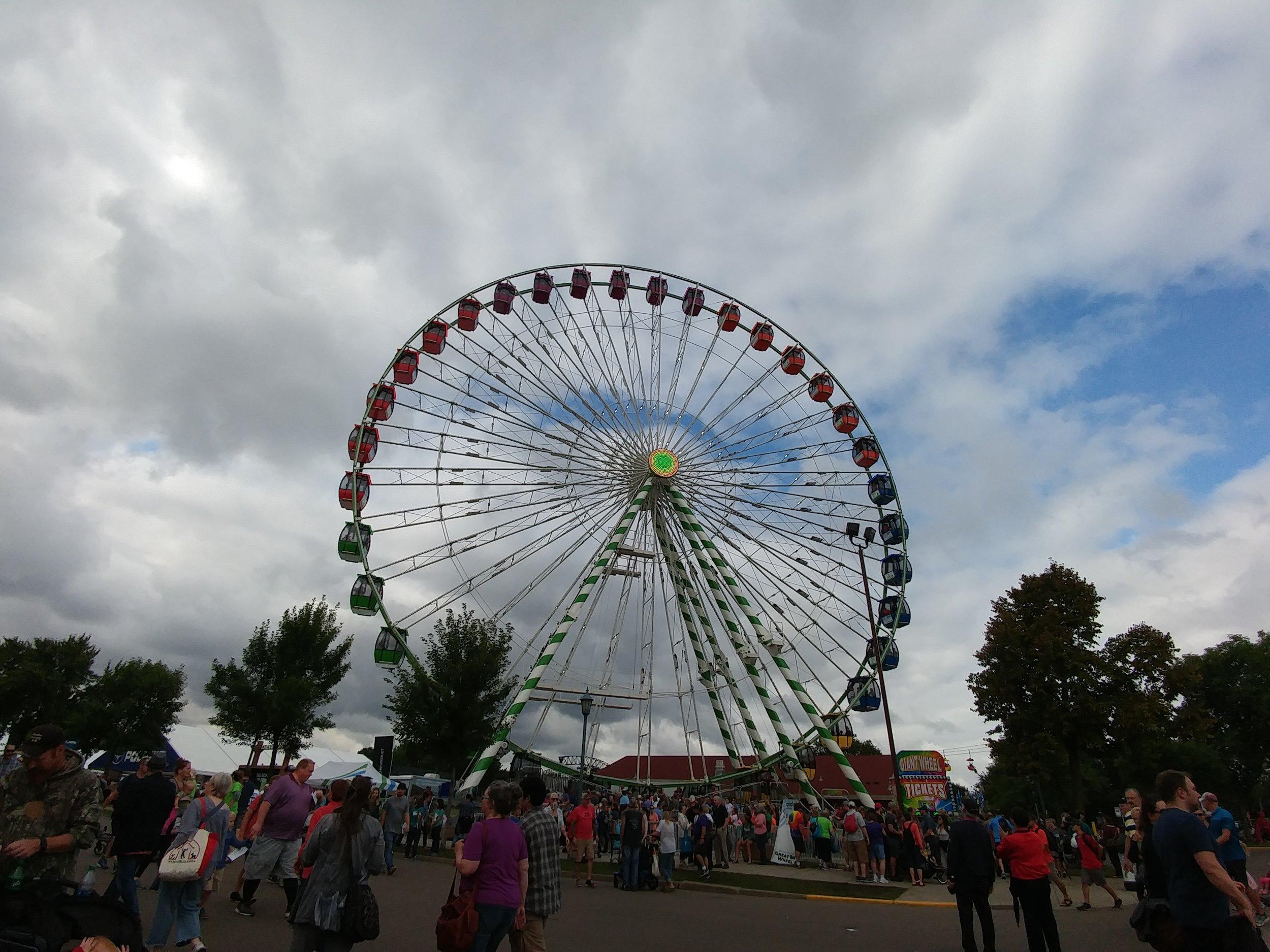 Cricket Ferris Wheel
