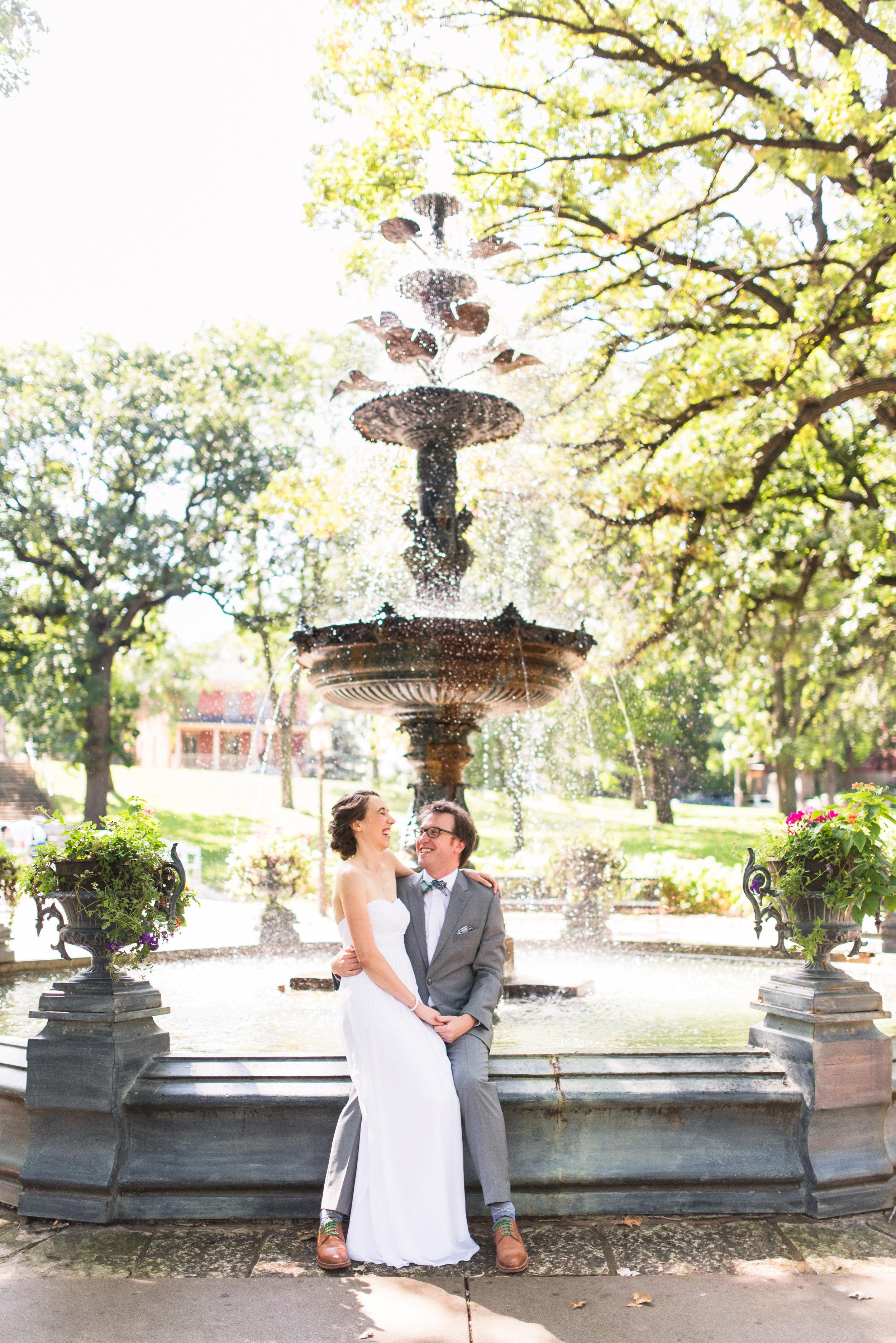 Irvine Park Wedding Photography