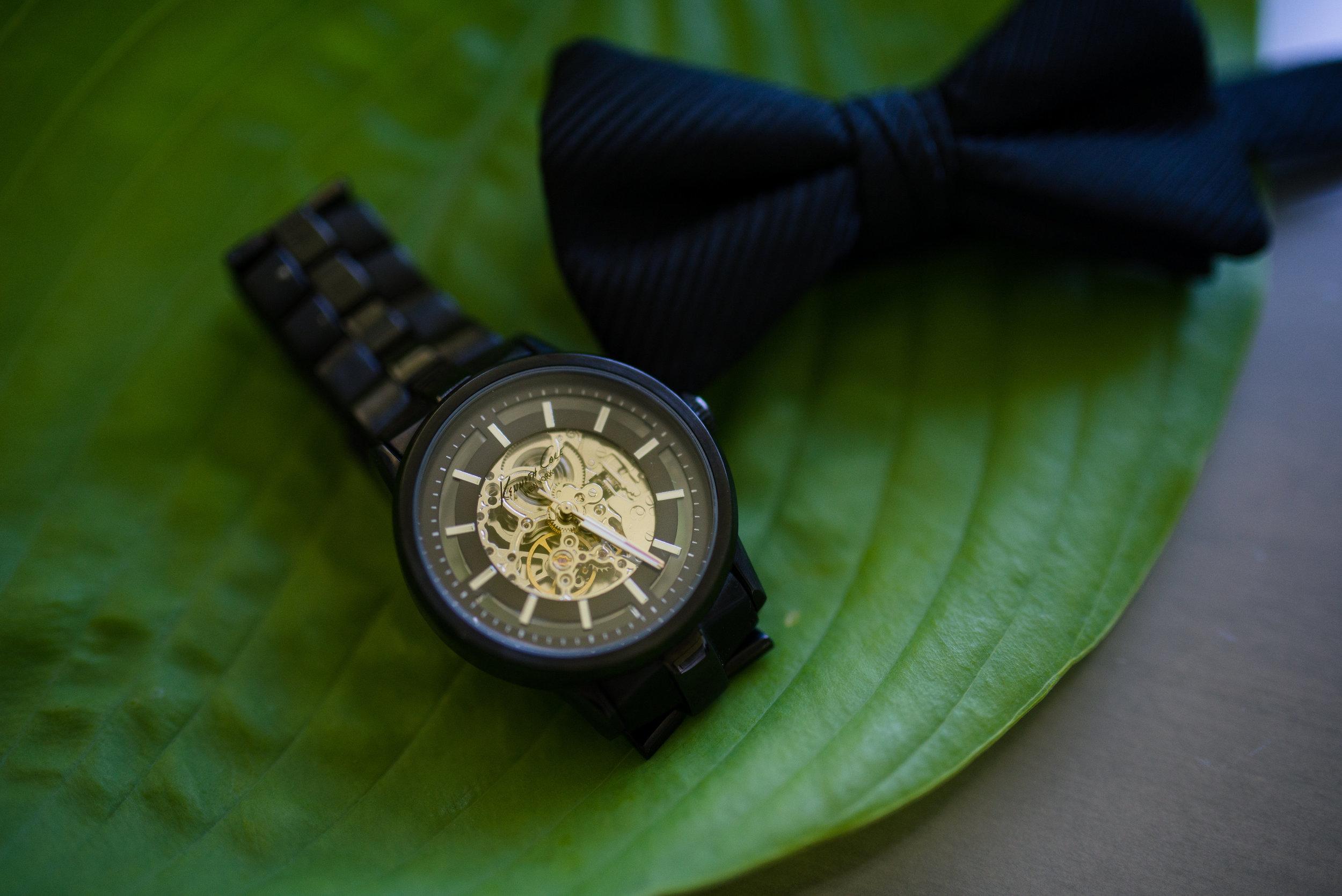 Mens Wedding Gift Watch