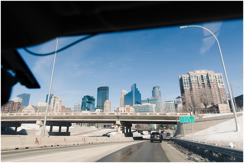 Downtown Minneapolis Minnesota photography