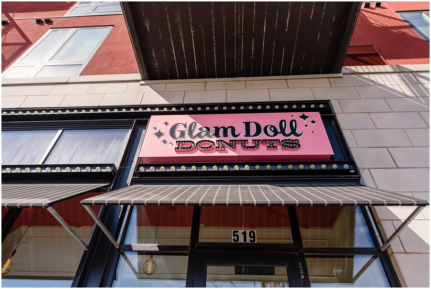 Glam Dolls Donuts Minneapolis Minnesota