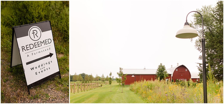 Redeemed Farm Wedding Photography