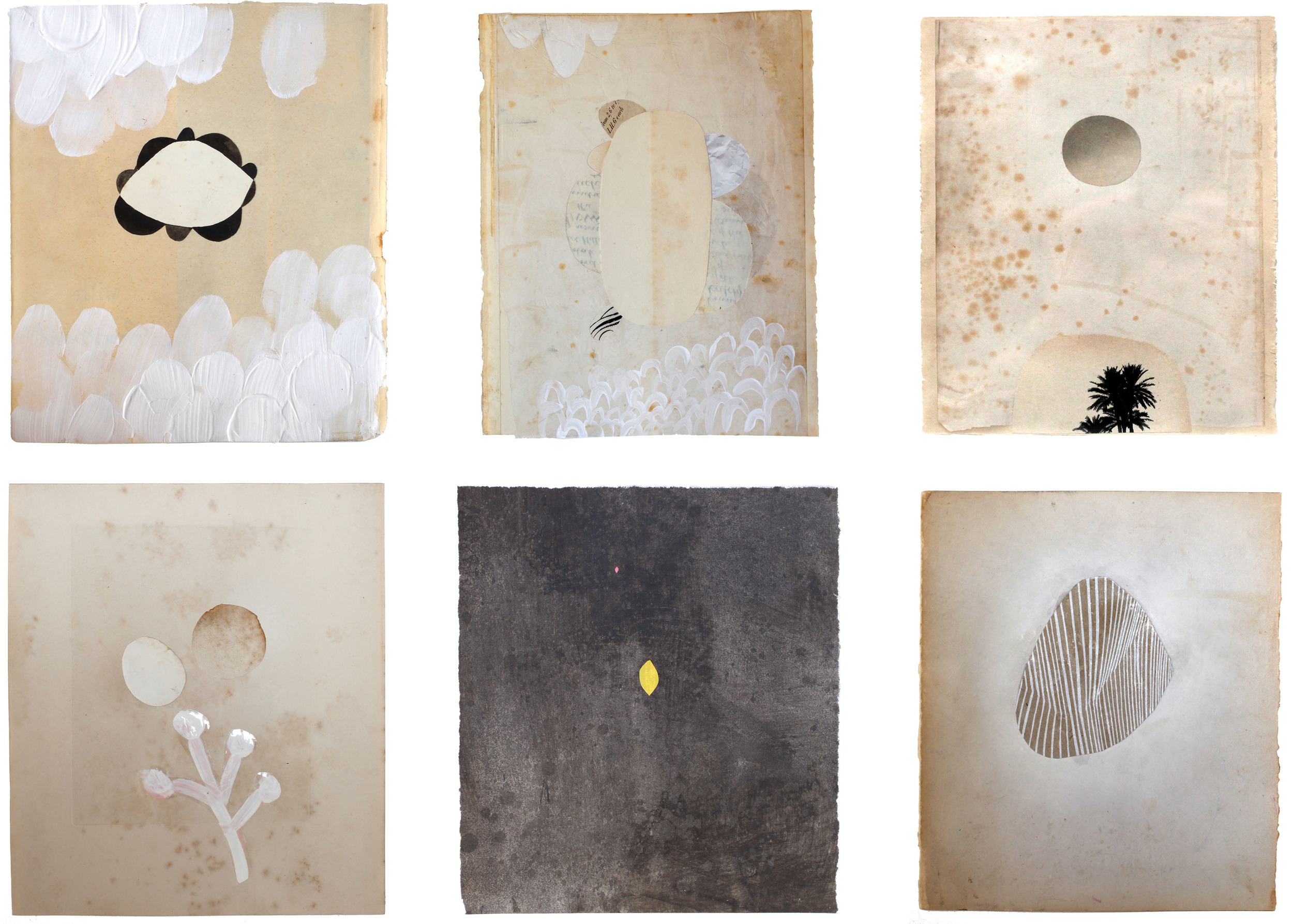 Anonymous Collage<br>8, 12, 16<br>47, 26, 9