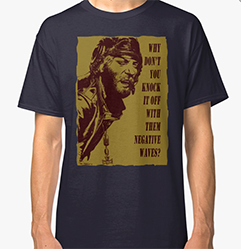 -Oddball  brown   gold   Classic T Shirts by ArtAvenell   Redbubble copy.png
