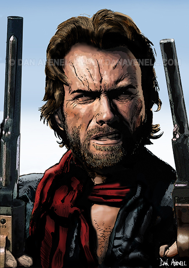 buy Clint - The Outlaw Josey Wales — danavenell com