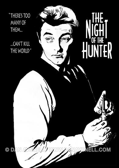 Mitchum - The Night Of The Hunter.