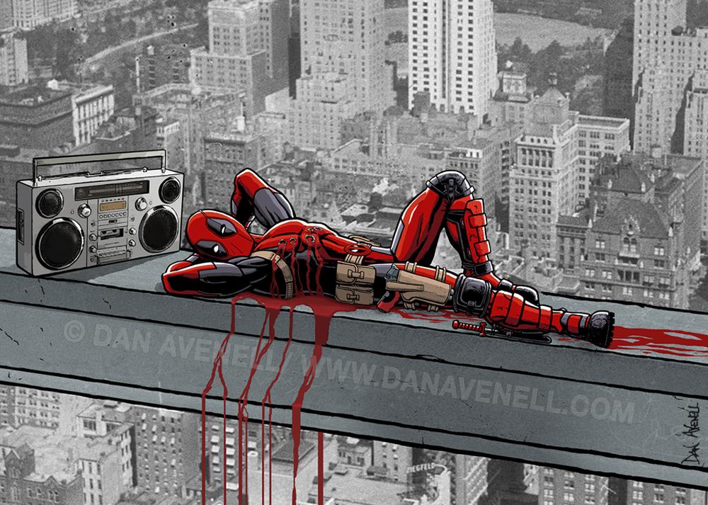 Marvel: Deadpool - The Degenerate Regenerates