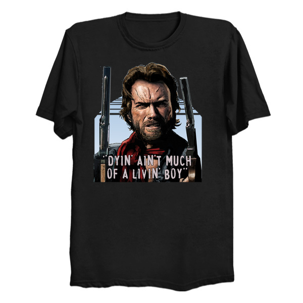 Clint: The Outlaw Josey Wales T-Shirt