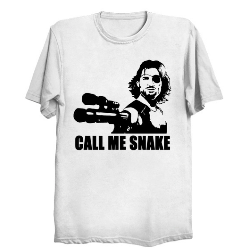 Escape from New York: Call Me Snake T-Shirt
