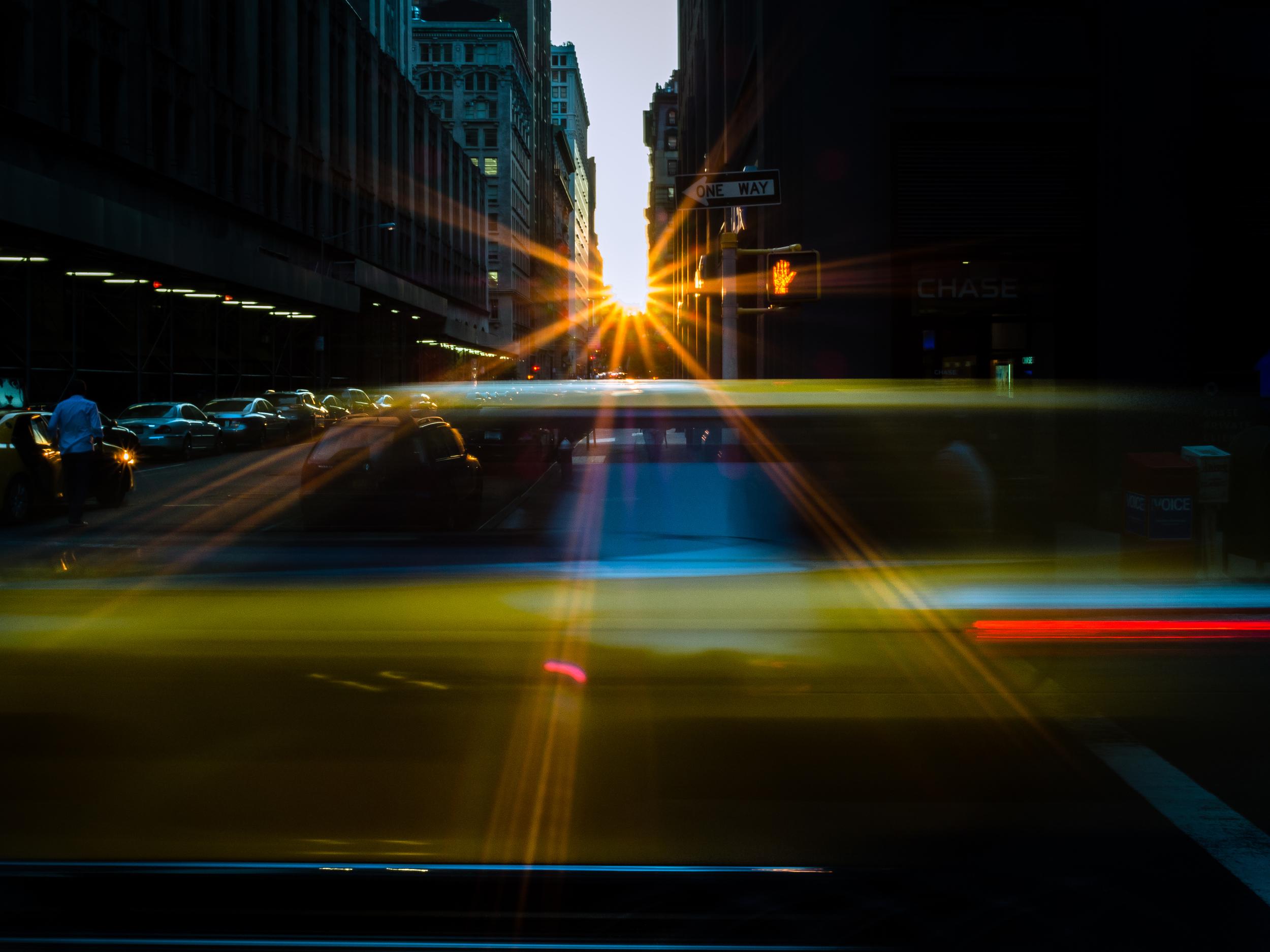 Manhattanage phenomena, New York City