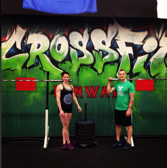 Going to Boston any time soon? Drop by CrossFit Fenway!