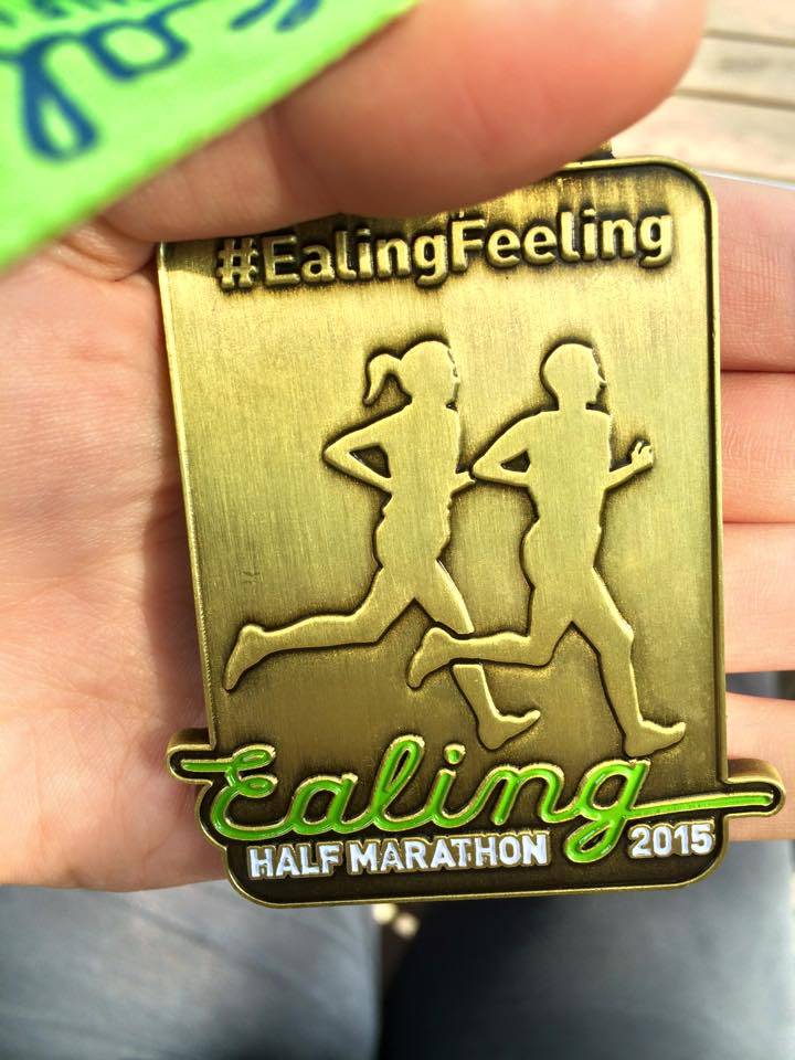 Congrats to Chambers, Em, Kunal, Jules and Olivia on their half marathons this month!