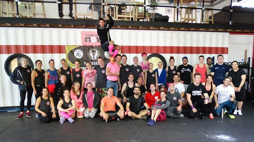 Thanks to everyone who came down to Kilos for a Cure on Sunday! Good friends, good times, great cause!