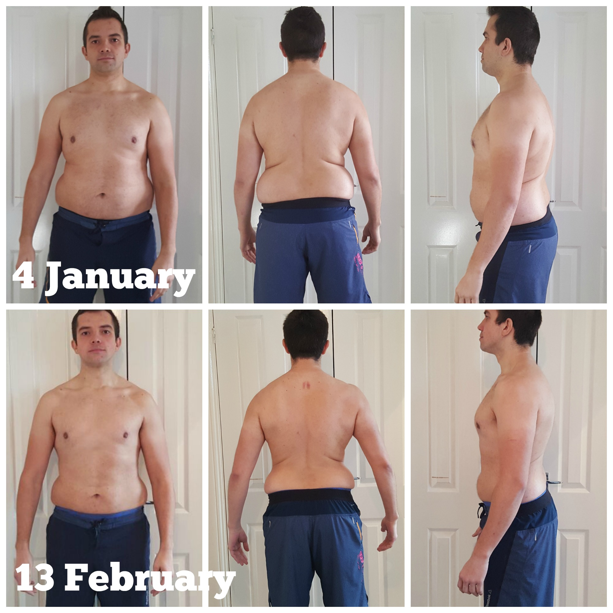 Arnie's Before & After Photos