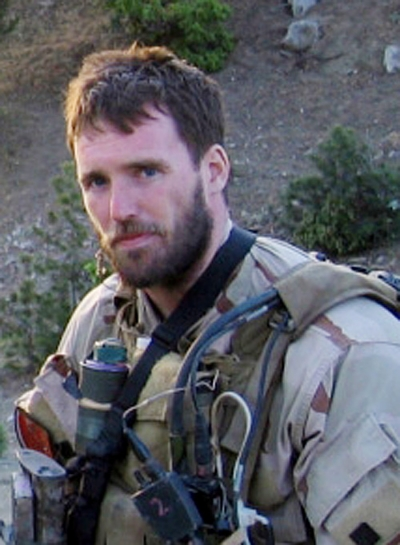 In memory of Navy Lieutenant Michael Murphy, 29, of Patchogue, N.Y., who was killed in Afghanistan June 28th, 2005 and in honour of all servicemen and women.