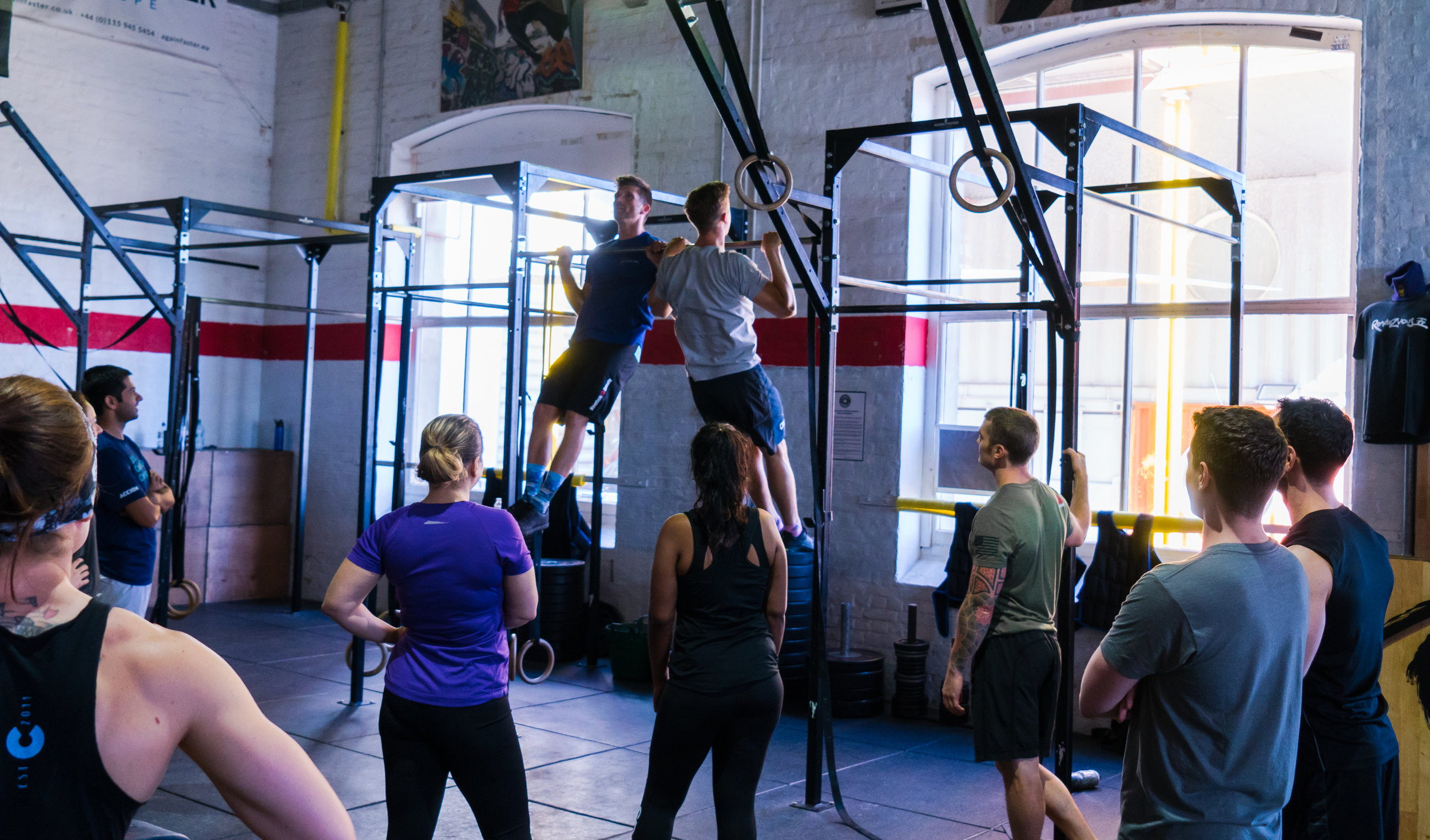 Teams for the CrossFit 1864 Open Competition will be announced Saturday afternoon! Have you registered for the Open yet??