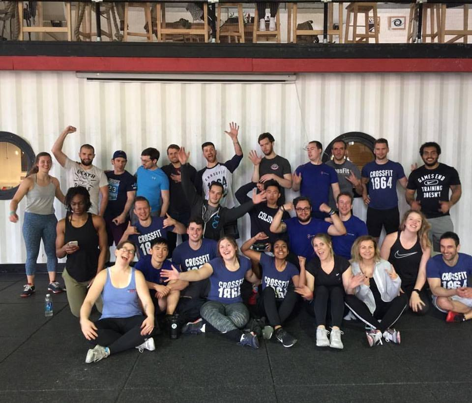 Congrats to everyone that competed in the London Box Battles this weekend!