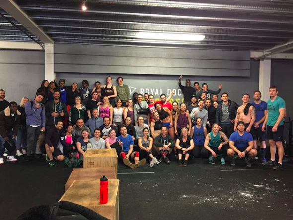 Congrats to all the athletes that took place in the Docklands Throwdown this weekend!