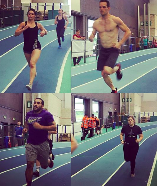 Congrats to our Rainhill Trials team, Kike, Lis, Rob and Daisy! Awesome work this weekend!