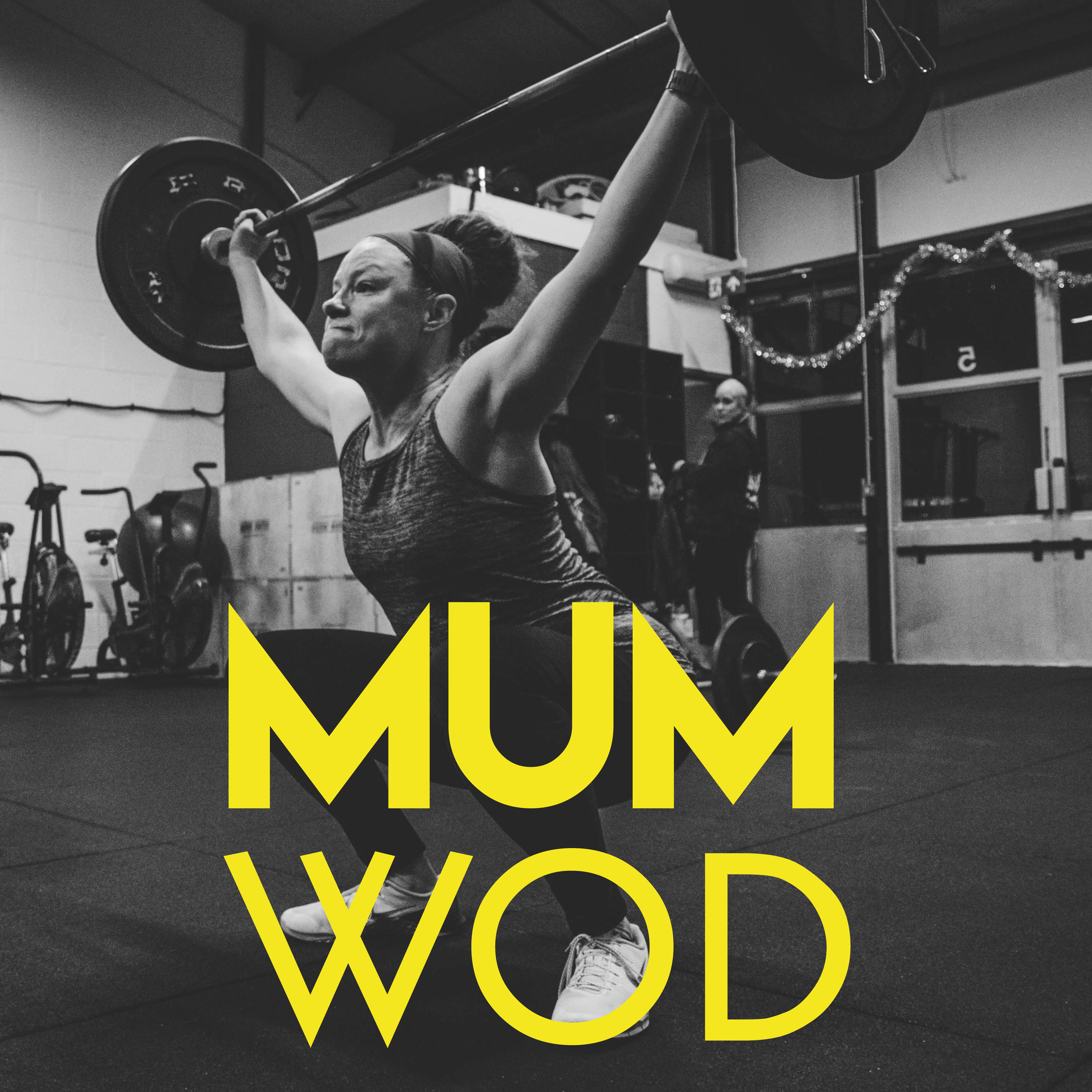 Wishing a very happy Mother's Day to all the mums of CrossFit 1864!