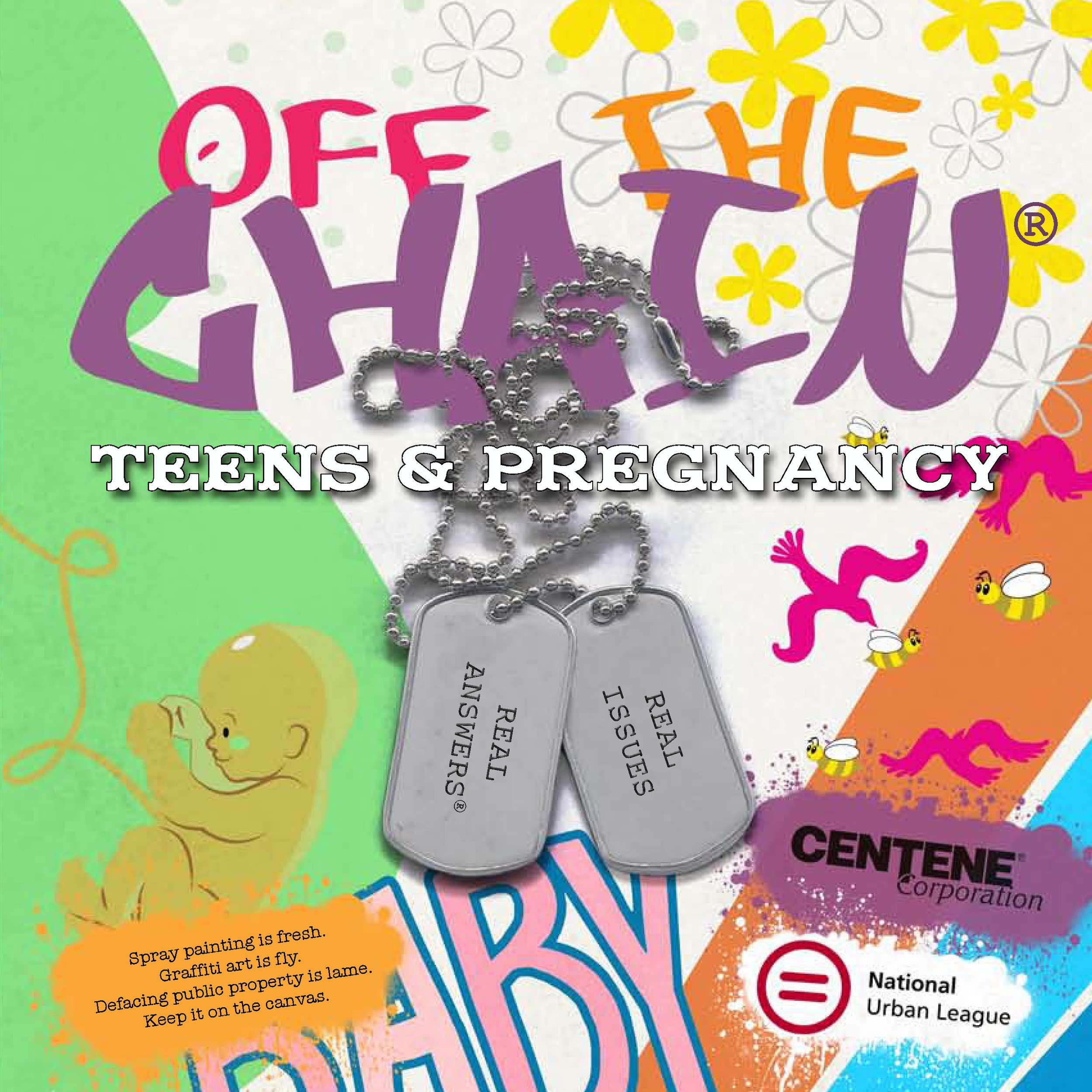 OFF THE CHAIN: Teens & Pregnancy