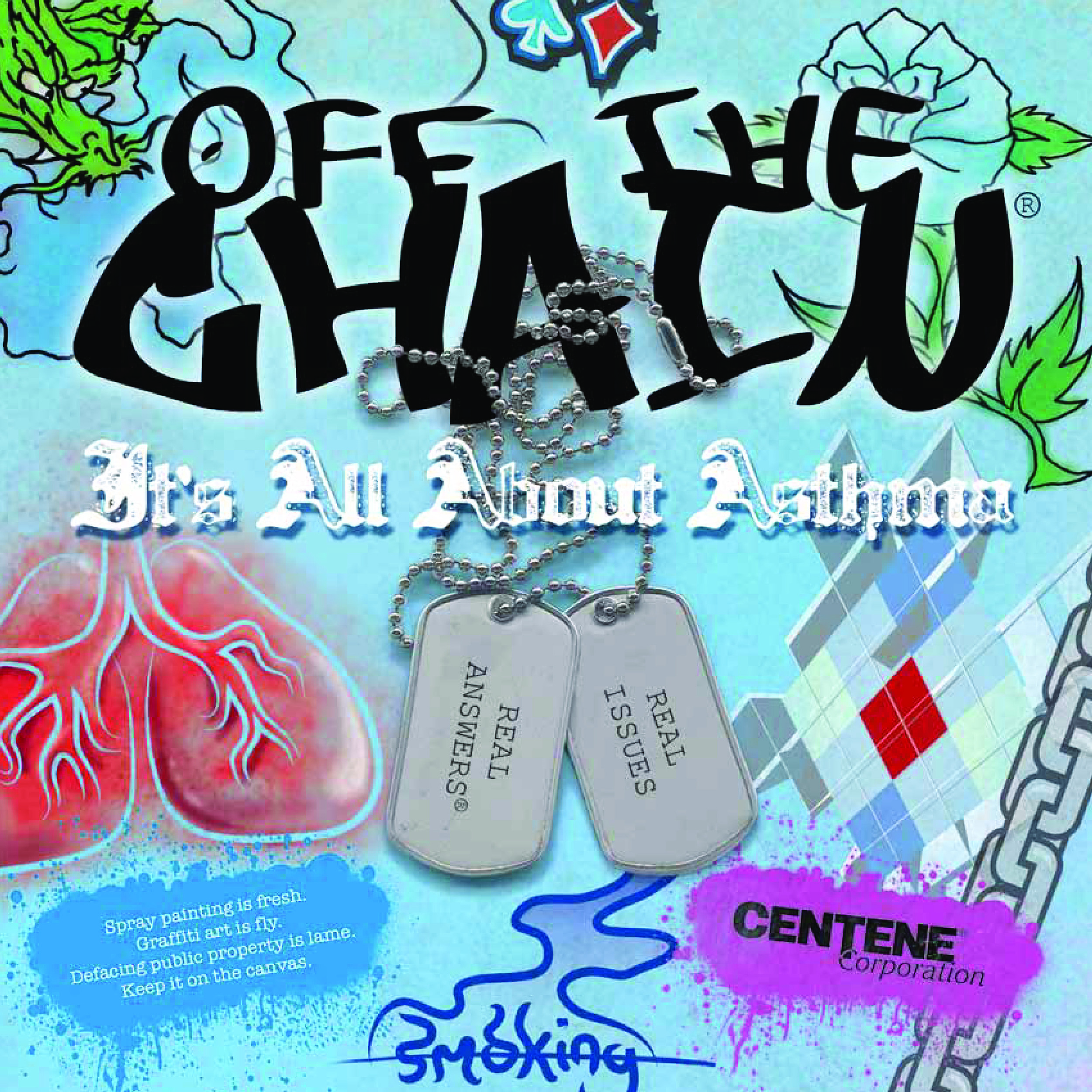 OFF THE CHAIN: It's All About Asthma