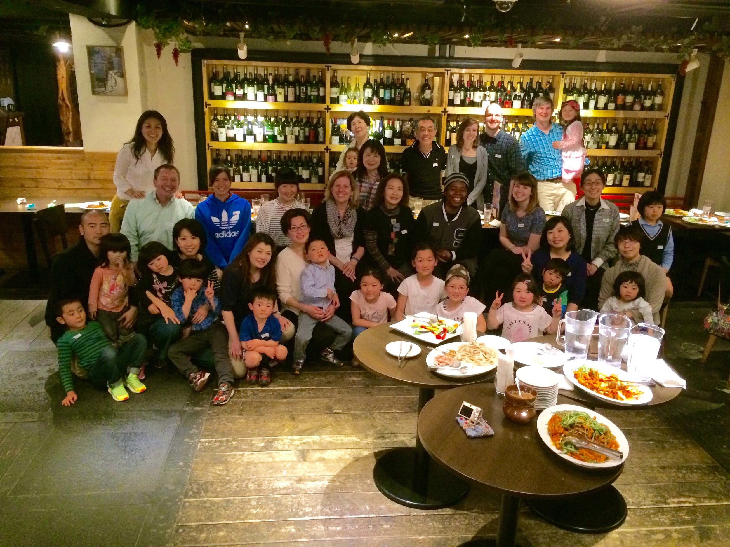 Highrock Reunion in Tokyo