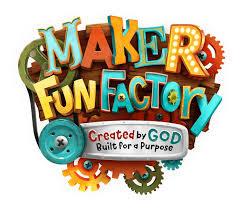 子供と学ぶ神様 Maker Fun FActory