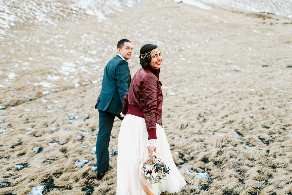 reynisfjara beach | iceland wedding photographer