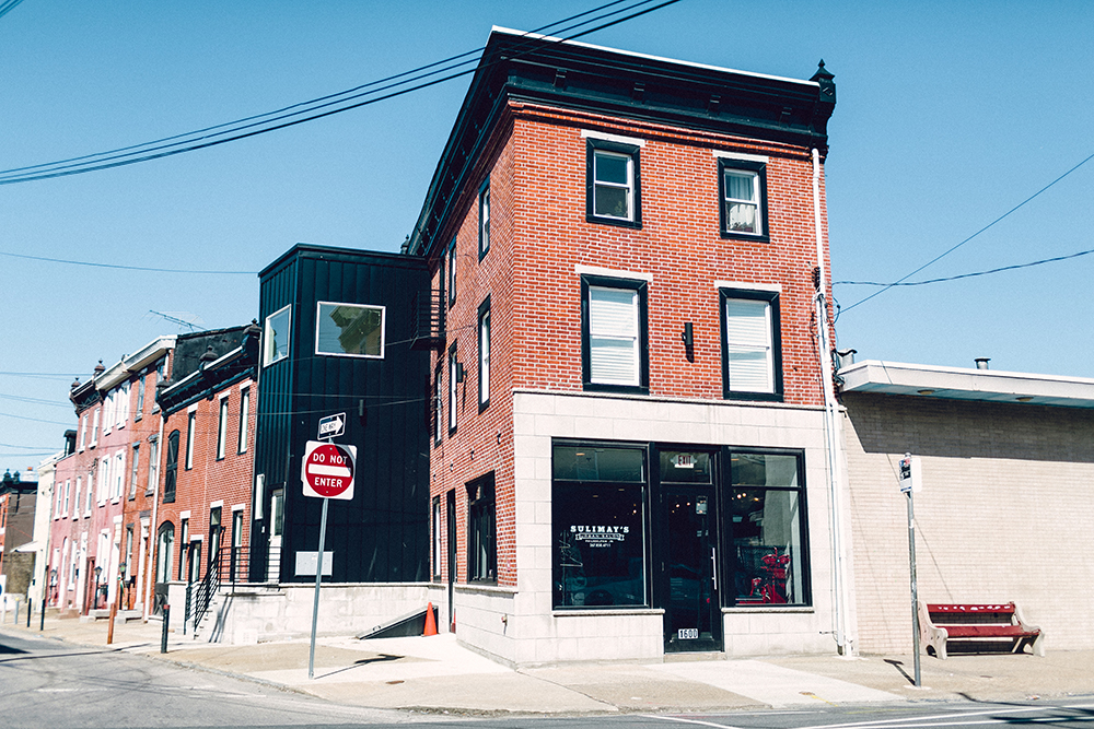 sulimay's urban salon | philadelphia commercial photographer