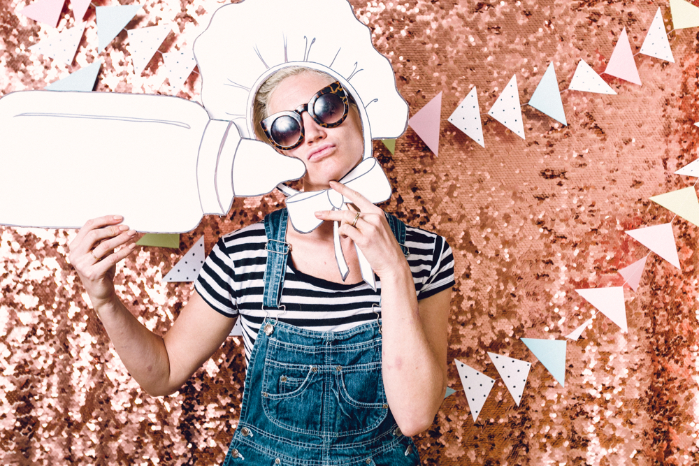 hipster baby shower | philadelphia event photographer